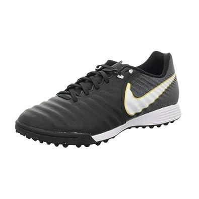 reputable site 4e1ad bff4b Nike Men s Tiempox Ligera Iv Tf Footbal Shoes, Black (Black White Black