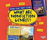 What Are Nonfiction Genres?, Valerie Bodden, 1467745197