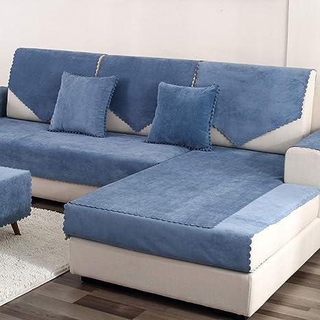 AILY Impermeable Fundas para Sofa combinación de 2 Piezas ...