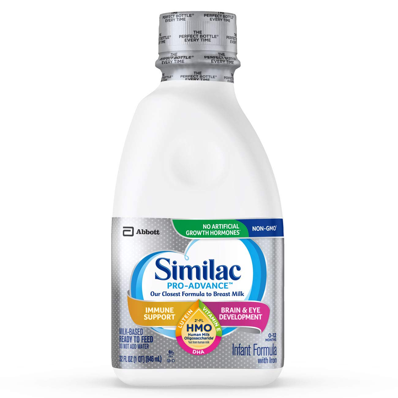 Amazon Com Similac Advance Infant Formula With Iron Baby