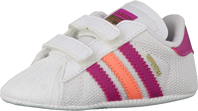 adidas Originals Superstar Crib Lauflernschuhe Babyschuhe Krabbelschuhe Schuhe