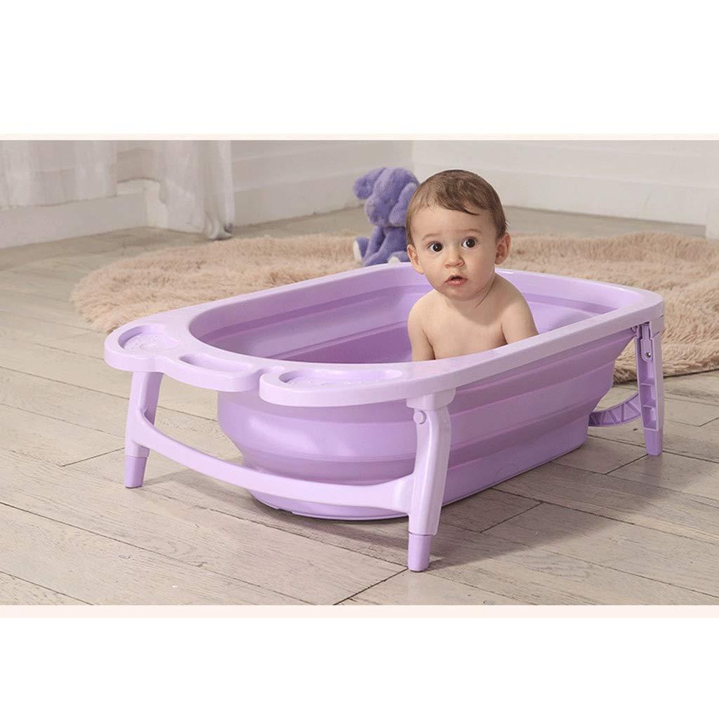 子供用折りたたみ風呂用ポータブル浴槽 (Color : C)  C B07TFFPBCJ