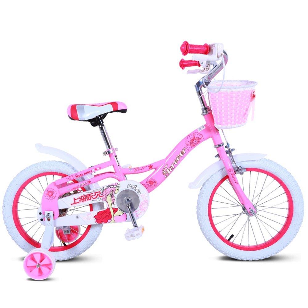 美しい 家子供用の車、男の子用の自転車、子供用の自転車 (色 : ピンク ぴんく, サイズ さいず : 93cm) B07CXKNQ7N 93cm|ピンク ぴんく ピンク ぴんく 93cm