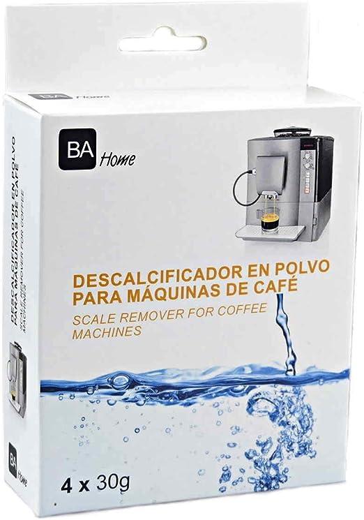 SpareHome Descalcificador para cafeteras automaticas y capsulas ...