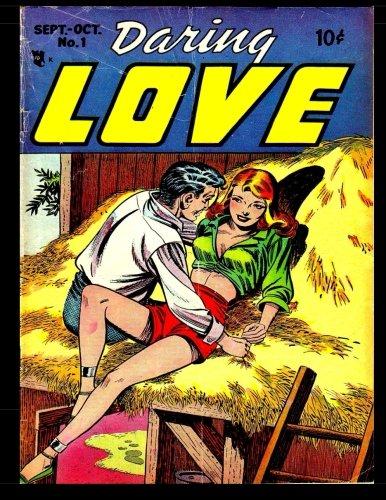 Daring Love #1: Golden Age Romance Comic