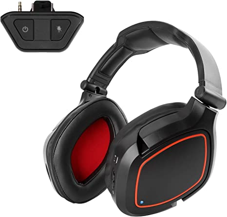 winkona Auriculares Gaming Inalámbricos para Xbox One con micrófono Auriculares de Juego con Sonido Envolvente: Amazon.es: Informática