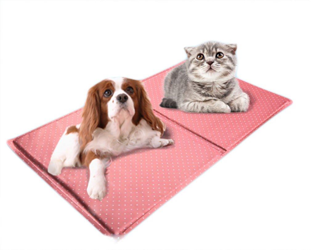 Jorbest Gel Pet Mat,Cool Summer Heat Sink,Pet Mat,Ice Mat,Summer Seat Mat