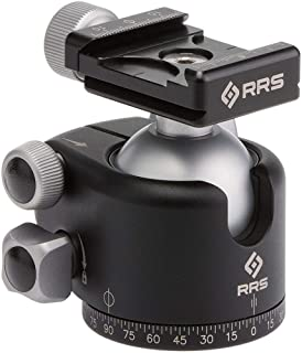 product image for Really Right Stuff BH-40 Ball Head with B2-mAS Mini-Clamp, 18 lb Capacity