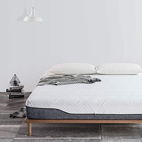 Amazon.com: Colchón de espuma viscoelástica Rimdoc, colchón ...