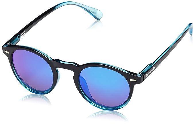 D.Franklin Ultralight Bicolor, Gafas De Sol Unisex, BLUE ...