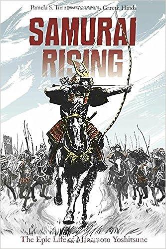cover of samurai rising