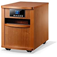 Deals on Homeleader Infrared Heater 1500W