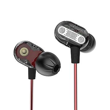 Mpow Auriculares In-Ear Sonido EstéReo,Smartphones Bq Aquaris, iPhone 6/6S
