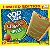 Pop-Tarts Frosted Caramel Apple Flavor, 12 ct.
