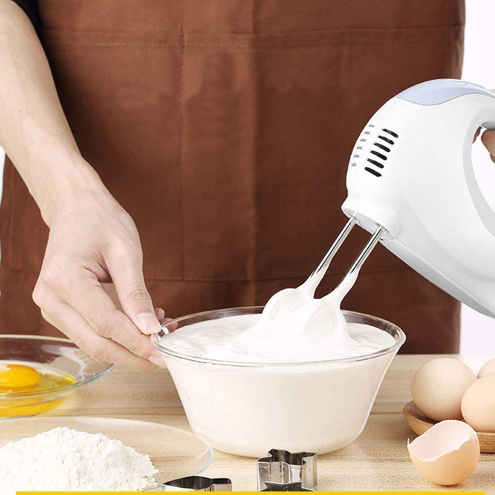 Licuadora Eléctrica Huevo Casa Mini Huevo Máquina Crema Pastel ...