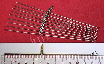 50 Needle for Brother Knitting Machine KH820 KH830 KH860 KH881 KH868 KH940 KH970