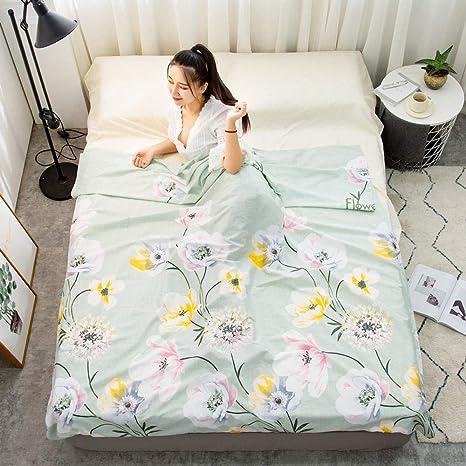 Cabaña Saco de Dormir con Bolsa Ideal para Interior hostels ...