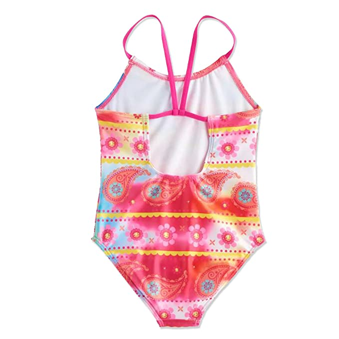 a8b4d75f49e97 Amazon.com: Shimmer and Shine Girls Swimwear Swimsuit (Toddler/Little Kid):  Clothing