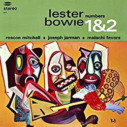 Image of the product Lester Bowie   NUMBERS 1 that is listed on the catalogue brand of Nessa.