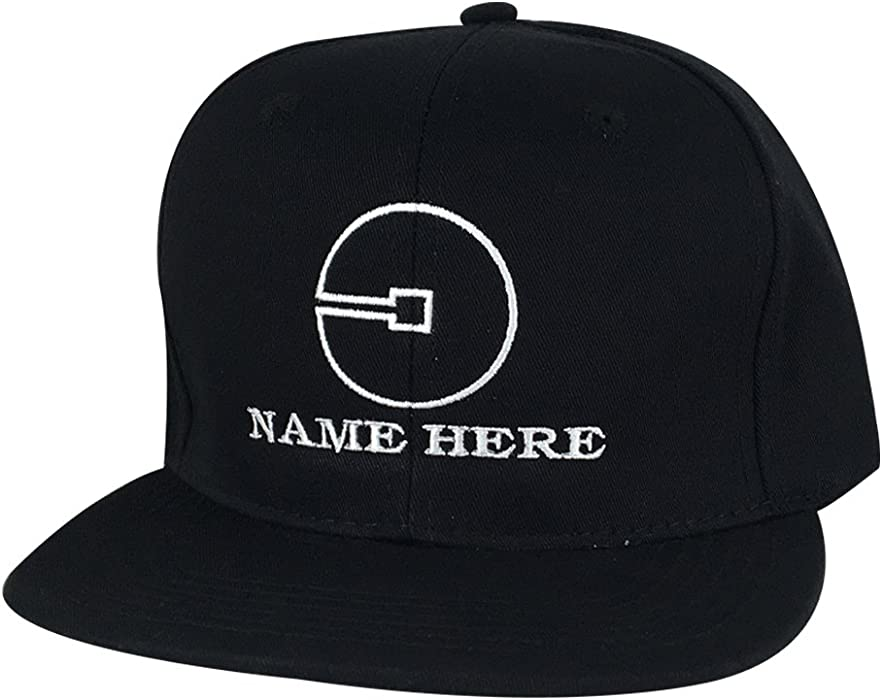 1ea44fde78ce6 Custom Embroidery Personalized Name Text Uber Driver Cap Snapback Hat -  Black