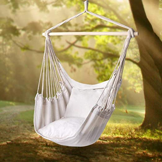 Amazon Com Iannan Garden Hammock Chair Portable Travel Camping