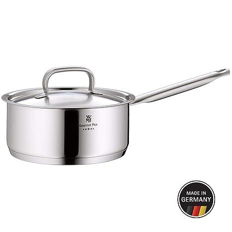 Amazon.com: WMF 726206030 Cacerola Haute Gourmet Plus 20 cm ...