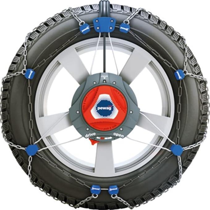 Pewag Schneeketten Reifenkette Schnee Ketten Rsm 76 Servo Matik 2 Stk 50562 Auto