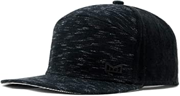 new concept 96fdc e94a4 melin Trenches Snapback Hat - Select Color (Space Black)