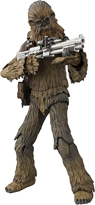 Figuarts Solo A Star Wars Story Chewbacca Bandai Japan NEW***c SH S.H