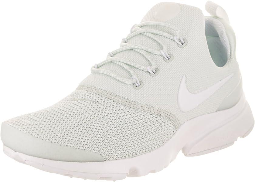 60a2fcbdf4b73 NIKE Womens Presto Fly Barely Grey White Running Shoe 8.5 Women US