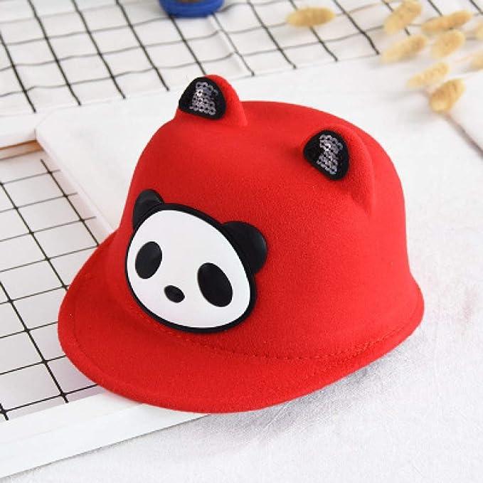 zhuzhuwen Visera para niños Panda de Dibujos Animados para niños ...