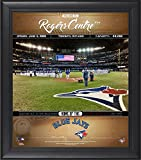 "Toronto Blue Jays Framed 15"" x 17"" Welcome to the Ballpark Collage - Fanatics Authentic Certified - MLB Team Plaques and Collages"
