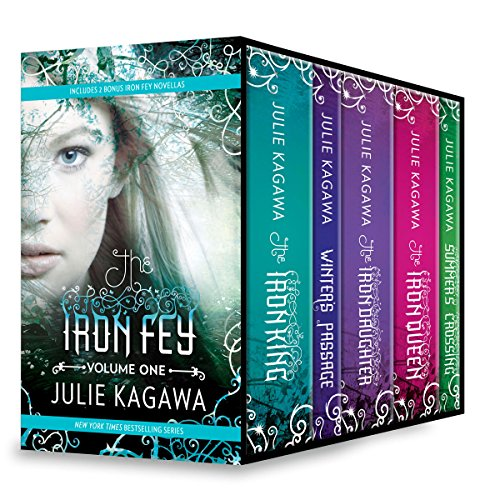 iron fey series by julie kagawa - 4