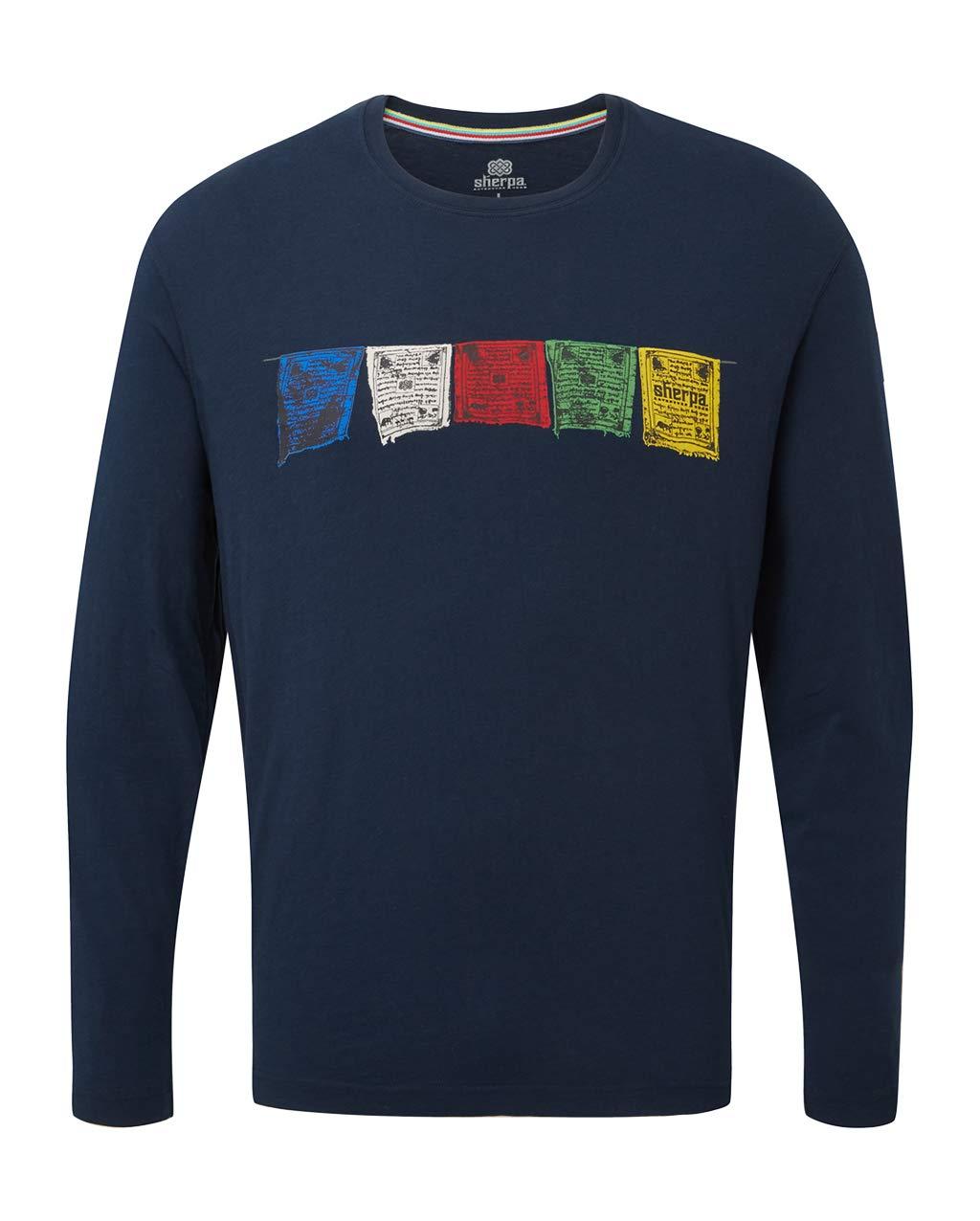 Sherpa Herren Tarcho Long Sleeve Tee T-Shirt B07DZ7L46P Langarmshirts Günstigen Günstigen Günstigen Preis 6a53ea