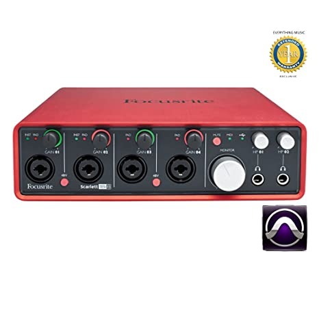 FOCUSRITE SCARLETT 18I6 USB 2.0 AUDIO DRIVER FOR PC