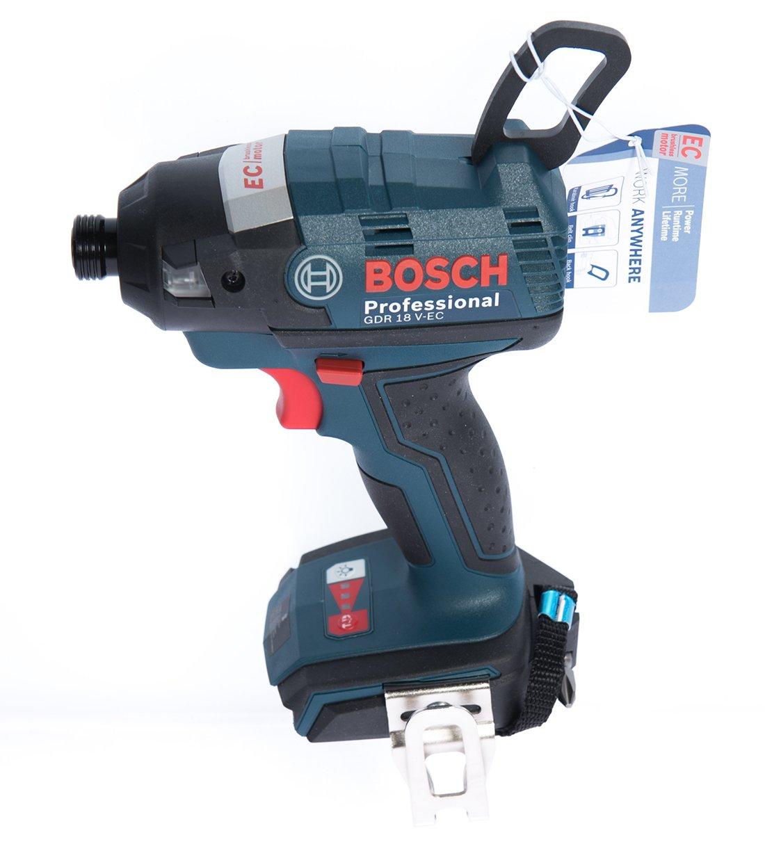 Bosch GDR18V EC Visseuse à chocs Moteur Brushless Corps uniquement