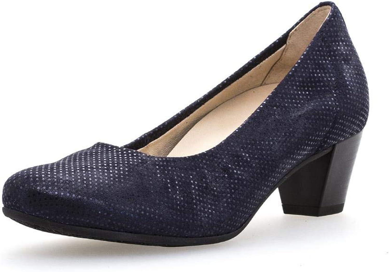 Lady Gabo 86.180.26 Gr&ou ;ße 40 Blau (dunkelblau)
