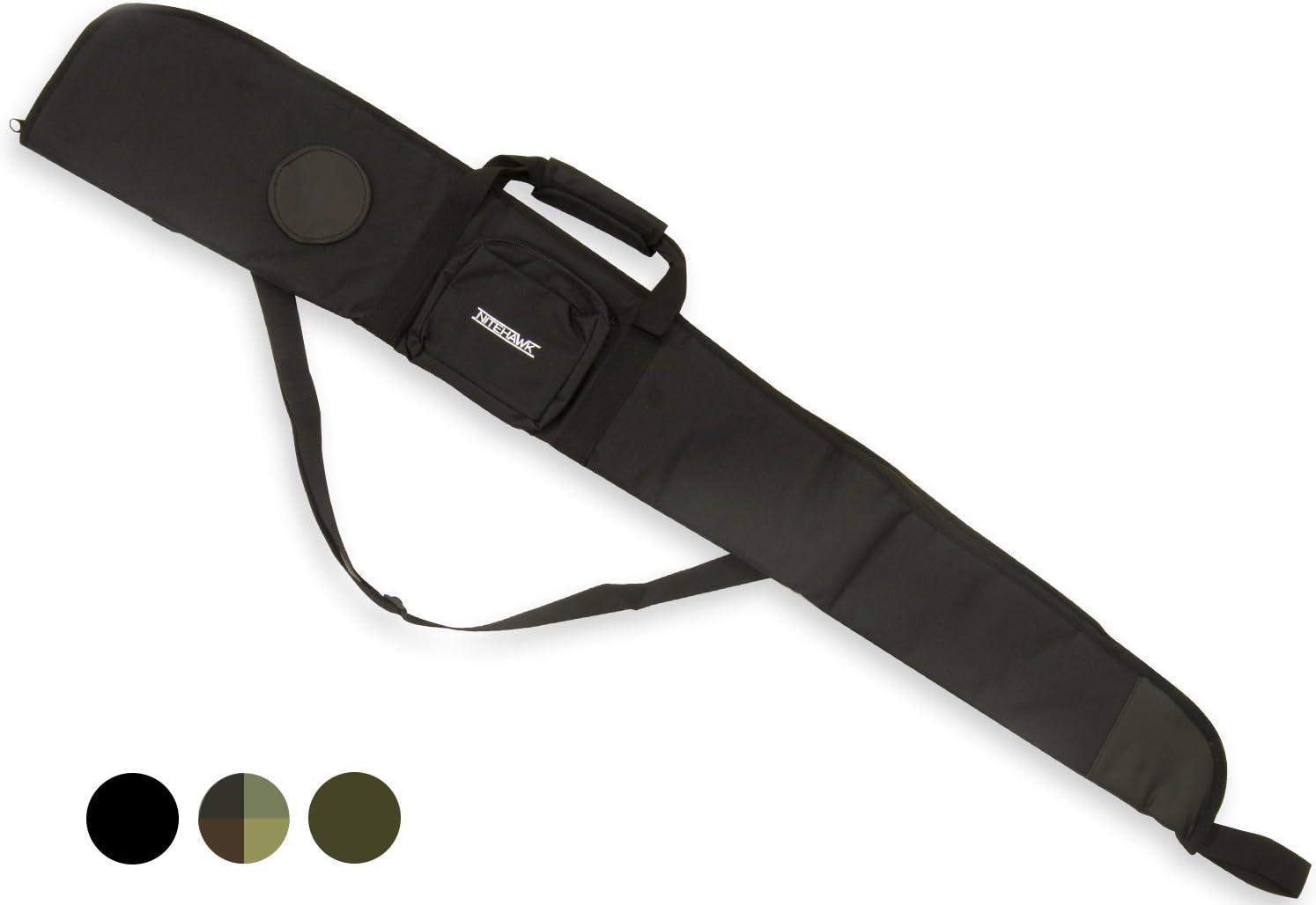 Housse de protection et de transport pour fusil /à air comprim/é////fusil de chasse rembourr/é