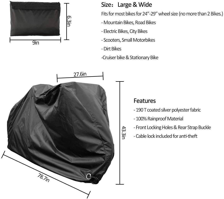 Regenschutz Performance X-Small