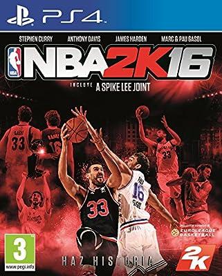 NBA 2K16: playstation 4: Amazon.es: Videojuegos