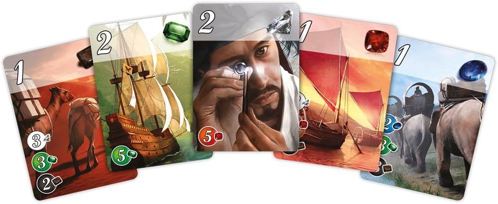 Asmodee Splendor - Juego de estrategia [Versión importada (inglés)]: Amazon.es: Juguetes y juegos
