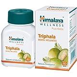 Himalaya Wellness Pure Herbs Triphala Bowel Wellness - 60 Tablets