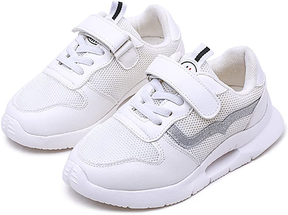 cici shoes Boy Running Shoes Lightweight Breathable Athletic Girls Sports Sneaker
