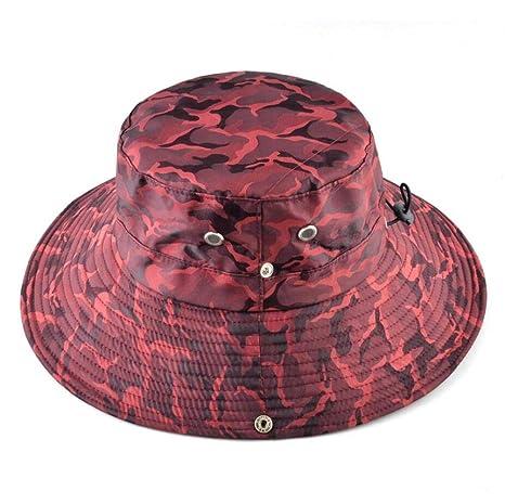 Gorro de pescador Sombreros de pesca Sombreros de camuflaje para ...