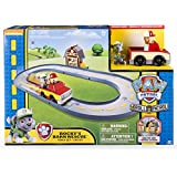 Paw Patrol Rocky #39;s Barn Rescue Track Playset