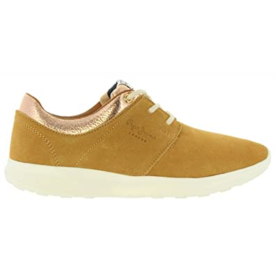 Chaussures pour Femme PEPE JEANS PLS30602 AMANDA 847 SAND TZRGSDx