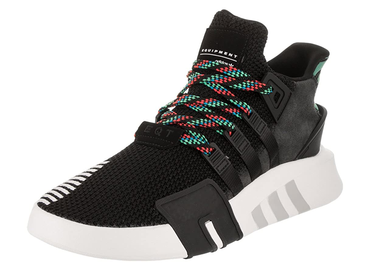 best deals on d5699 0e4e1 Amazon.com  adidas Equipment Basketball ADV Mens in BlackSub Green by   Shoes