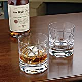 Wine Enthusiast SoHo Bar Glasses, Set of 2