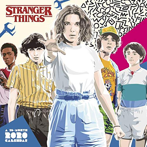 Stranger Things 2020 Calendar por Trends International
