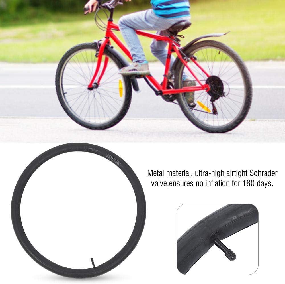 Vbest life Paquete de Tubo de neum/ático Interior para Bicicleta de 2 Piezas para ni/ños reemplazo del Tubo de neum/ático Interior para Bicicleta